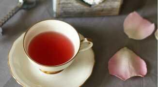 Как заварить чай из розы с пользой для организма