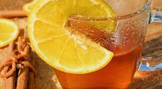 Свойства апельсинового чая