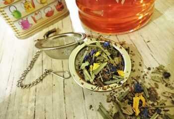 Чай для очистки печени из трав и сборов