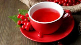 Чем может быть полезен калиновый чай
