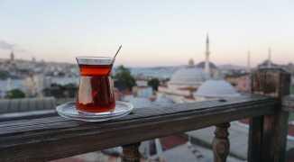 Турецкий чай: невероятный вкус