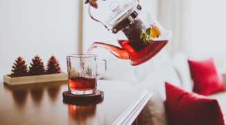 Особенности приготовления чая с лотосом
