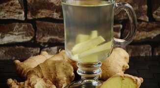 Зеленый чай с имбирем — польза и вред