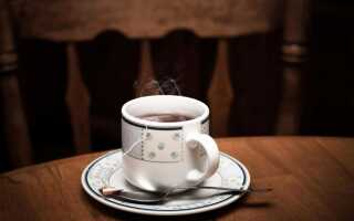 Как вылечить понос крепким чаем