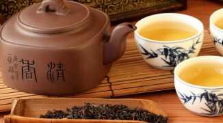 Все о китайском чае