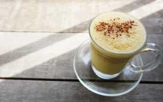 Латте чай: тонизирующий итальянский напиток