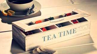 Подарочная упаковка для чая
