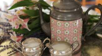 Сладкий чай и его полезные свойства