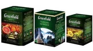 Семейство чая Greenfield