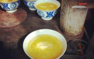 Секрет очищения организма — тибетский чай