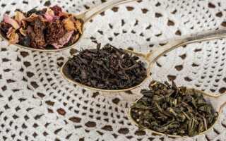 Как часто можно пить различные виды чая