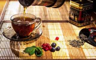 Чай из листьев смородины: в чем польза и вред напитка