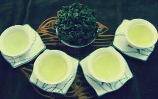 Тигуанинь — чай, помогающий ощутить радость