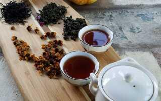 Сколько калорий содержится в чае