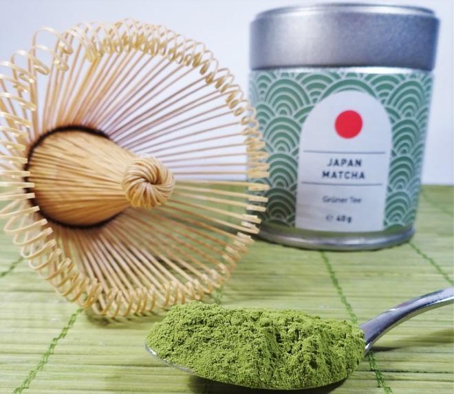 Косметика из экстракта зеленого чая