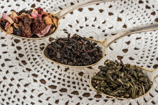 3 вида чая