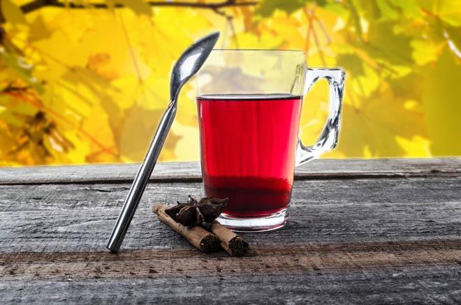 чай в холодное время года