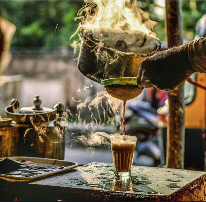 приготовление индийского чая