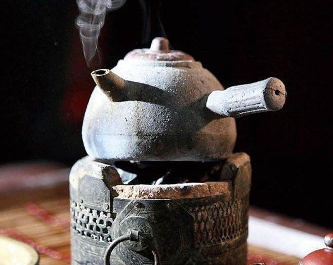 японский традиционный чай