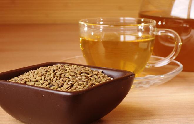Чай из хельбы