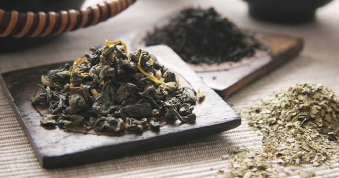 Сравнение черного и зеленого чая