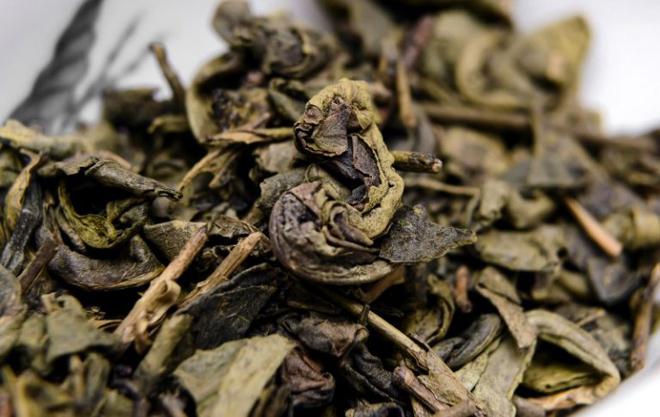 Чай Да Хун Пао в сухом виде