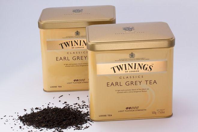 Earl Grey зеленый чай