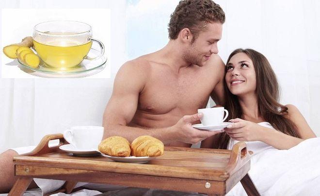 Чай для улучшения потенции