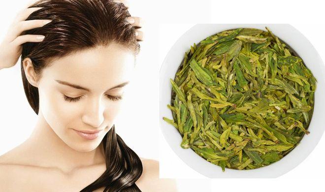 Маски из зеленого чая