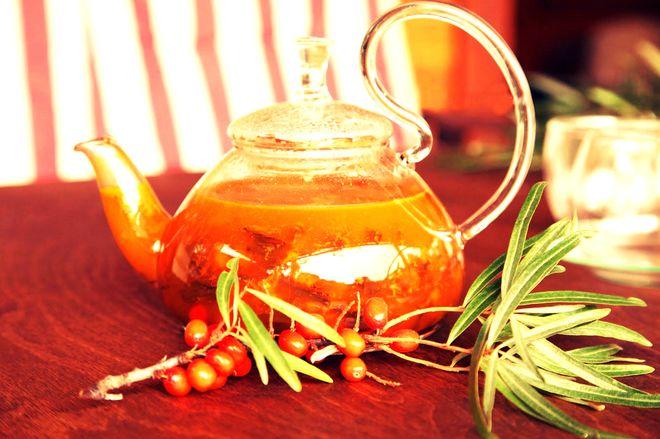 Стеклянный чайник для чая