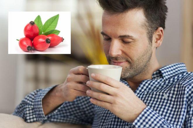 Напиток из ягод