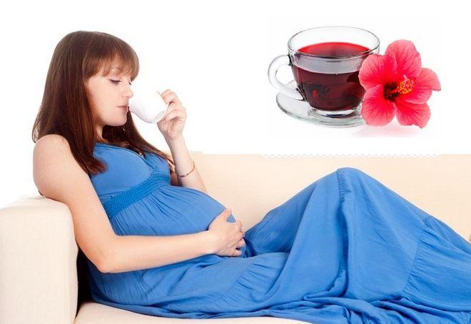 Можно ли красный чай при беременности