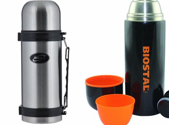 Термосы бренда Biostal