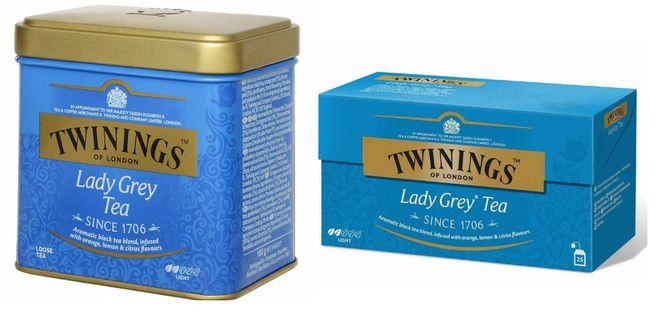 """Чай """"Леди Грей"""""""