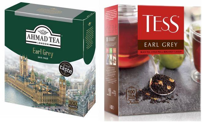 Чай черный ароматизированный листовой