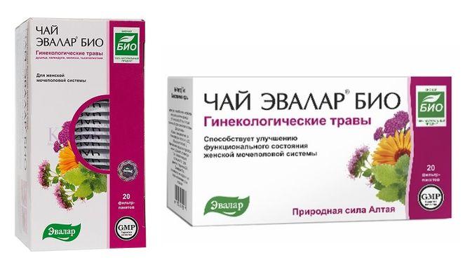Гинекологические травы