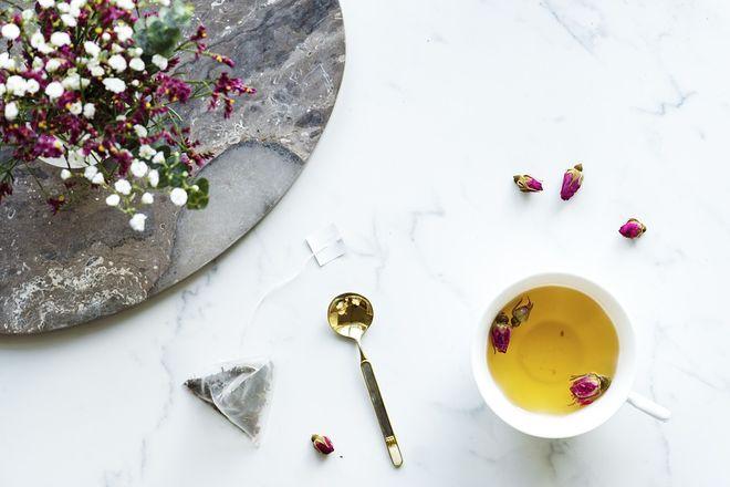 Напиток из цветков