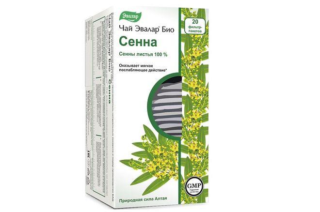 """Чай """"Турбослим"""" сенна"""