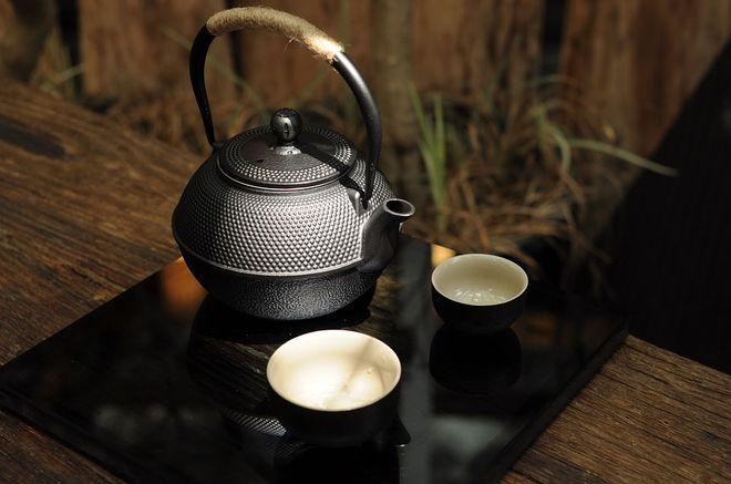 Жестяной чайник